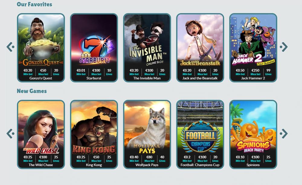 CashmioGames Bonus