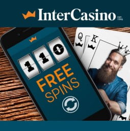 InterCasino 10 free spins no deposit required