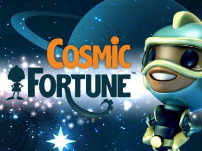 Cosmic Fortune Slot free spins bonus review