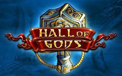 Hall of Gods Slot review bonus free pins