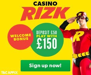 RIZK Casino free spins without wagering requirement