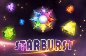Starburst Slot free spins bonus